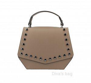 M9019 Ausilia Leather Handbag